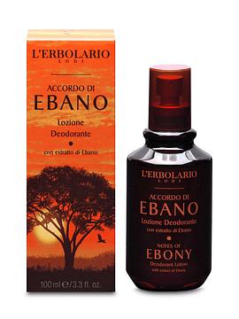 Desodorante Notas de Ebano 100 ml