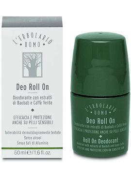 Desodorante Roll On Uomo 50 ml
