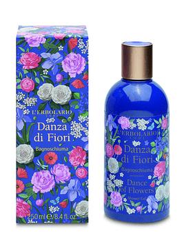 Gel Ducha y Baño Dance of Flowers 250 ml