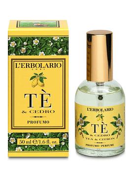 Perfume Té y Cedro 50 ml