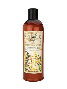 Gel Ducha Oatmeal & Honey 500 ml