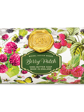 Jabón Barra Berry Patch 246 g