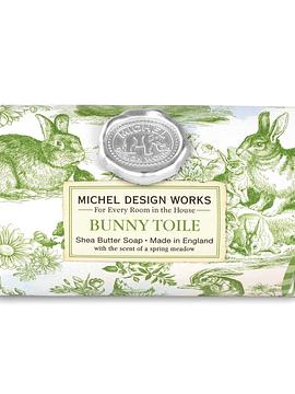 Jabón Barra Bunny Toile 246 g