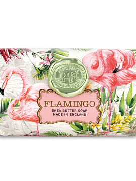 Jabón Barra Flamingo 246 g