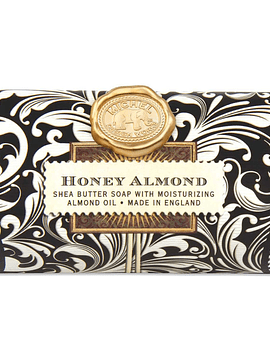 Jabón Barra Honey Almond 246 g
