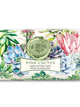 Jabón Barra Pink Cactus 246 g