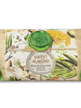 Jabón Barra Sweet Almond 246 g