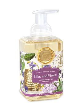 Jabón Espuma Lilac and Violets 530 ml