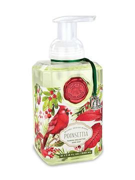 Jabón Espuma Poinsettia 530 ml
