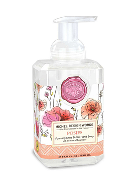 Jabón Espuma Posies 530 ml