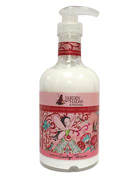 Loción de Cuerpo y Manos Berry Fresh 375 ml