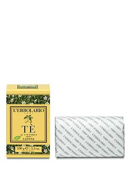 Jabón Té y Cedro 100 g