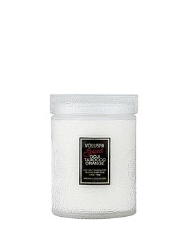 Vela Vidrio Spiced Goji Tarocco Orange 156 g