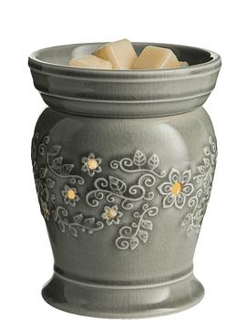 Lámpara y Calentador de Cera Aromática Perennial