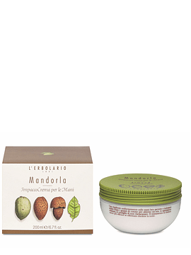 Crema Manos Almendra 200 ml