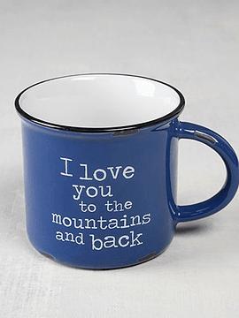 Tazón Camp Love Mountains 470 ml