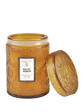 Vela Vidrio Baltic Amber 156 g