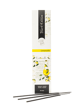 Pack Inciensos Black Ed Limoncello 20 u