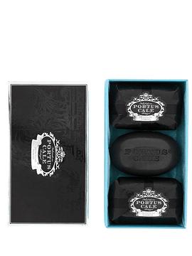 Caja 3 Jabones 150 g Black Edition