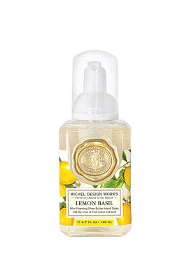 Jabón Espuma Lemon Basil 140 ml