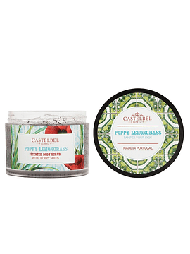 Exfoliante Cuerpo Smoothie Poppy Lemongrass 300 g