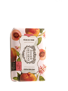 Jabón Barra Vineyard Peach 200 g