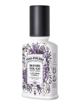 Spray WC Lavender Vanilla 118 ml