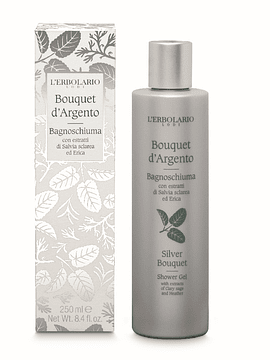 Gel Ducha y Baño Bouquet d'Argento 250 ml