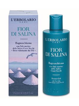 Gel Ducha y Baño Fior Di Salina 250 ml