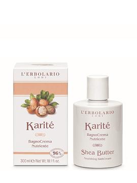 Crema de Baño Nutritiva Karité 300 ml