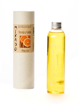 Recarga Mikado Naranja Canela 200 ml