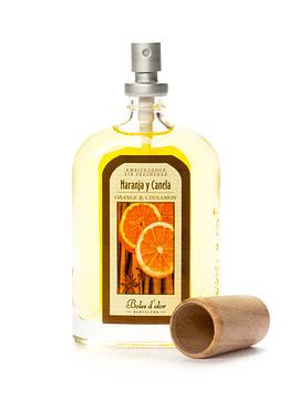 Spray Ambiente Naranja Canela 100 ml