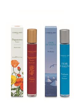 Perfumes 15 ml Fior di Salina + Papavero