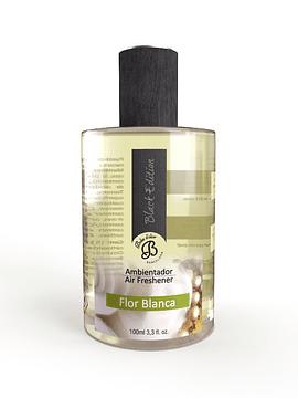 Spray Ambiente Black Ed Flor Blanca 100 ml