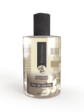 Spray Ambiente Black Ed Flor de Vainilla 100 ml
