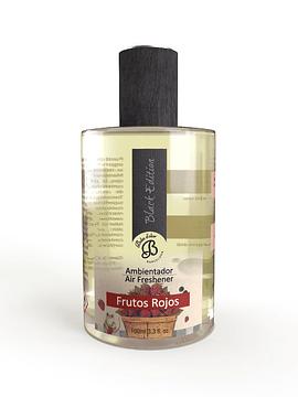 Spray Ambiente Black Ed Frutos Rojos 100 ml