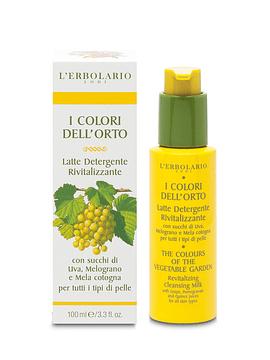 Leche de Limpieza Revitalizante Colores del Huerto 100 ml