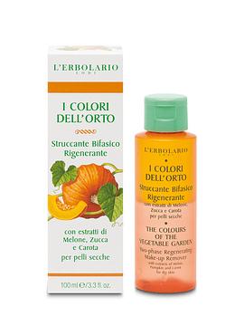 Desmaquillante Bifásico Regenerante Colores del Huerto 100 ml