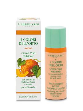 Crema Facial Nutritiva Colores del Huerto 50 ml