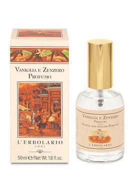Perfume Vainilla Jengibre 50 ml