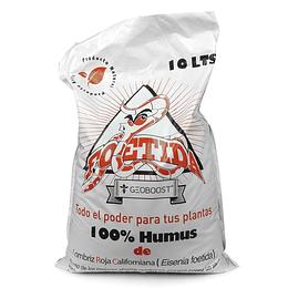 Humus de 10 litros , GEOBOOST