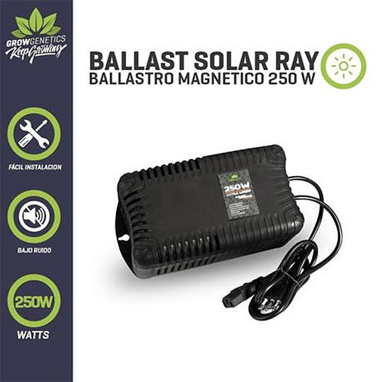 Balastro Solar Ray 250w Plug And Play   Grow Genetics
