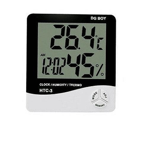 Termohigrometro with clock