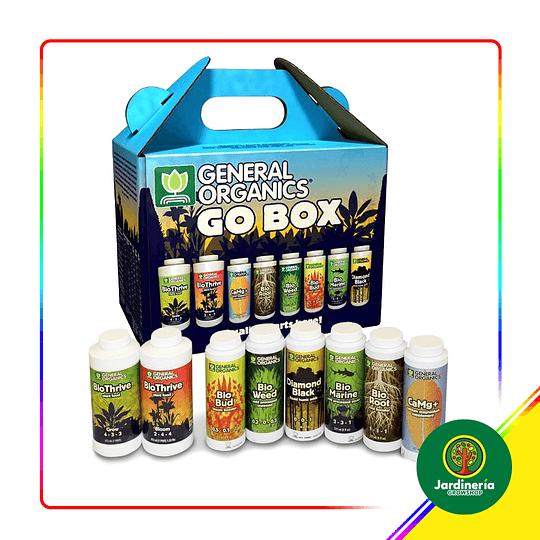 Go Box General Organics