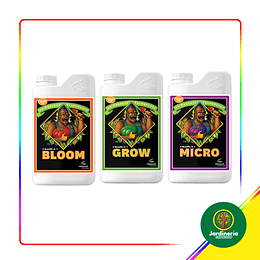 Pack Advanced Nutrients Base Grow+Micro+Bloom OFERTA