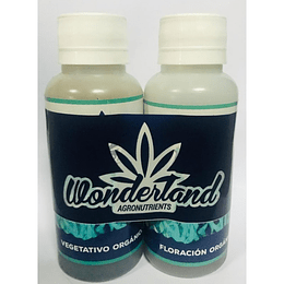 Bipack 120 ml  Wonderland