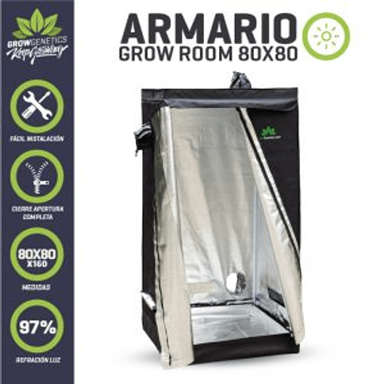 Carpa - Grow Room 80  Grow Genetics