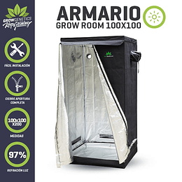 Carpa-Grow Room 100  Grow Genetics