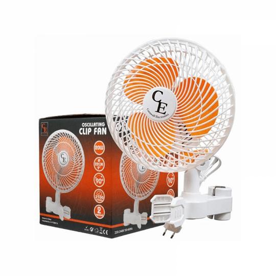 Ventilador de pinza oscilante 20w CE