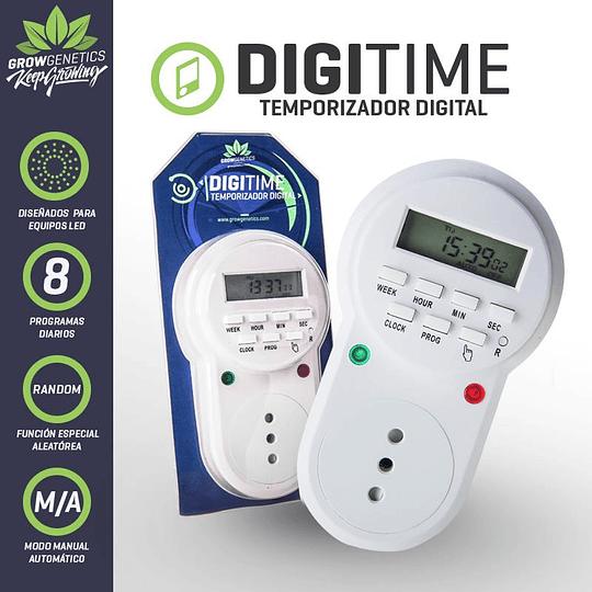 Timer digital - Grow Genetics